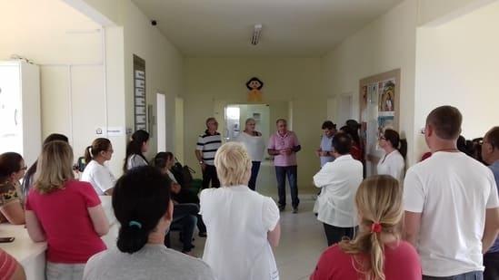 Claudio Henrique é o novo secretário da Saúde em Major Vieira