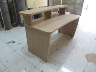 Furniture Semarang - Meja Siaran Radio - Meja Broadcast