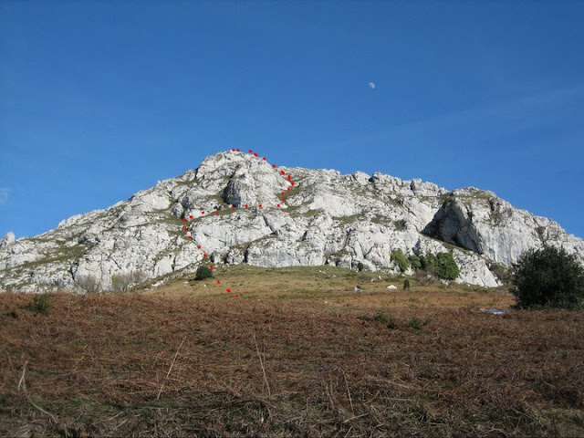 Rutas Montaña Asturias: Ruta al pico Cuervo