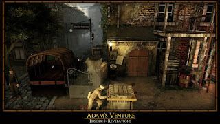 Download Games Adam Venture III Revelations For PC Full Version - ZGASPC