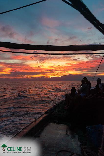 boatride to seco island