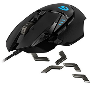 top mouse for playing dota 2