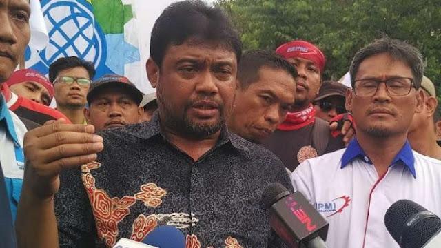 Said Iqbal Ungkap Ratna Nangis Minta Dipertemukan dengan Prabowo