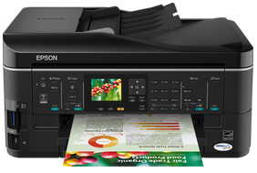 Epson Stylus SX620FW Driver Download - Windows, Mac