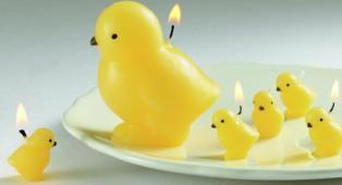 100+ Gambar Bebek Lilin Paling Hist