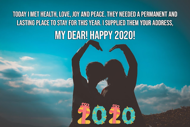 happy new year 2020 wishes, messages, quotes
