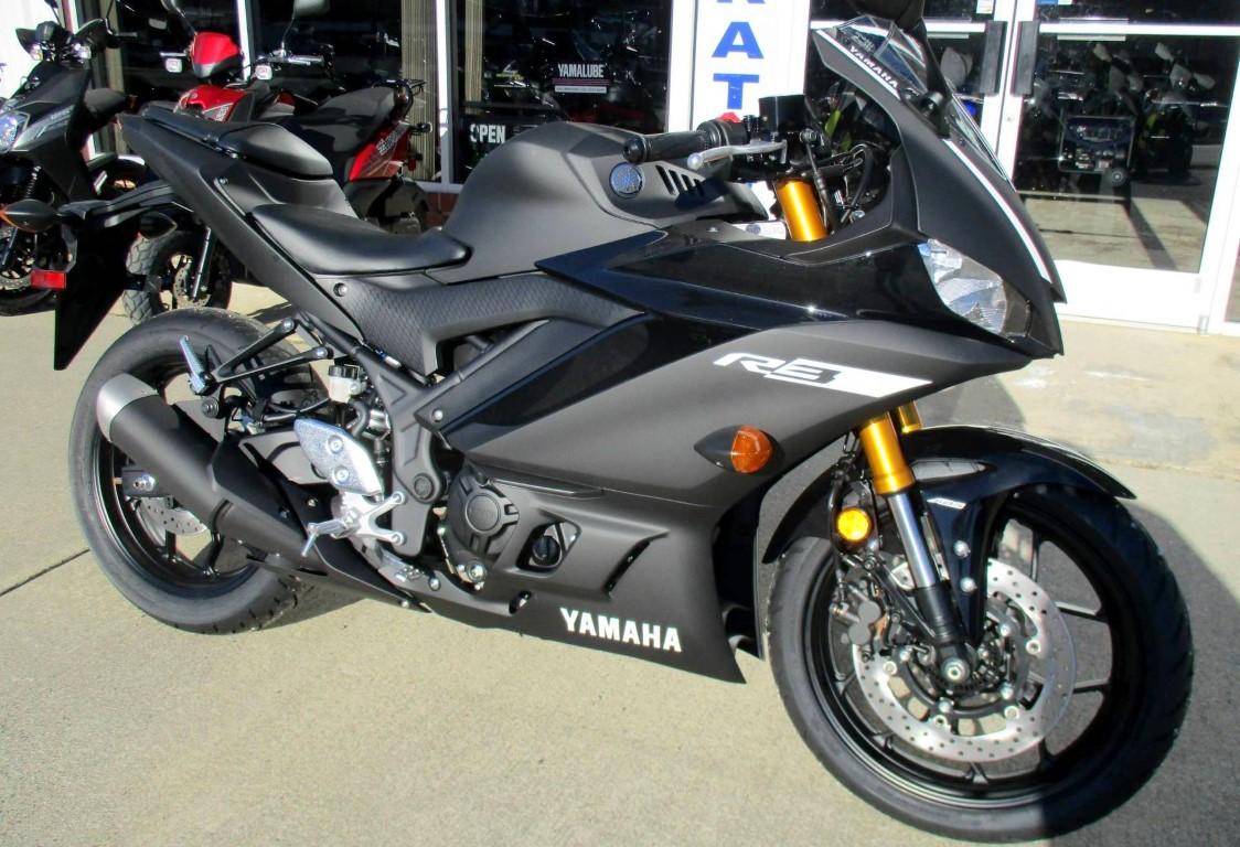 Tuas rem berpotensi patah, Yamaha YZF-R3 2019 di recall di Amerika