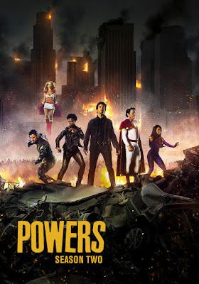 Powers (TV Series) S02 Custom HD Latino 2DVD