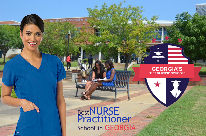 nurse practitioner school in georgia