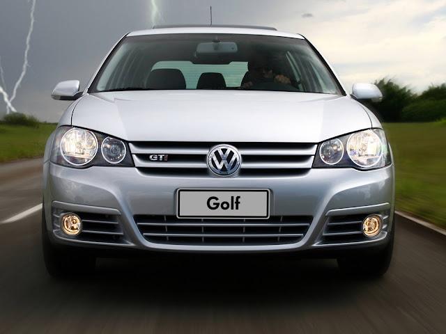 VW Golf GTI 2008 193 cv Automático - Prata