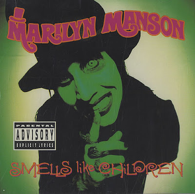 Smells Like Children, marilyn manson, blog mortalha, álbum, 1995