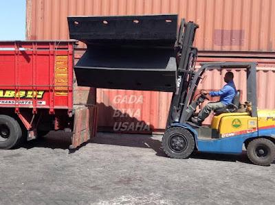 Transportasi dalam Kegiatan Logistik
