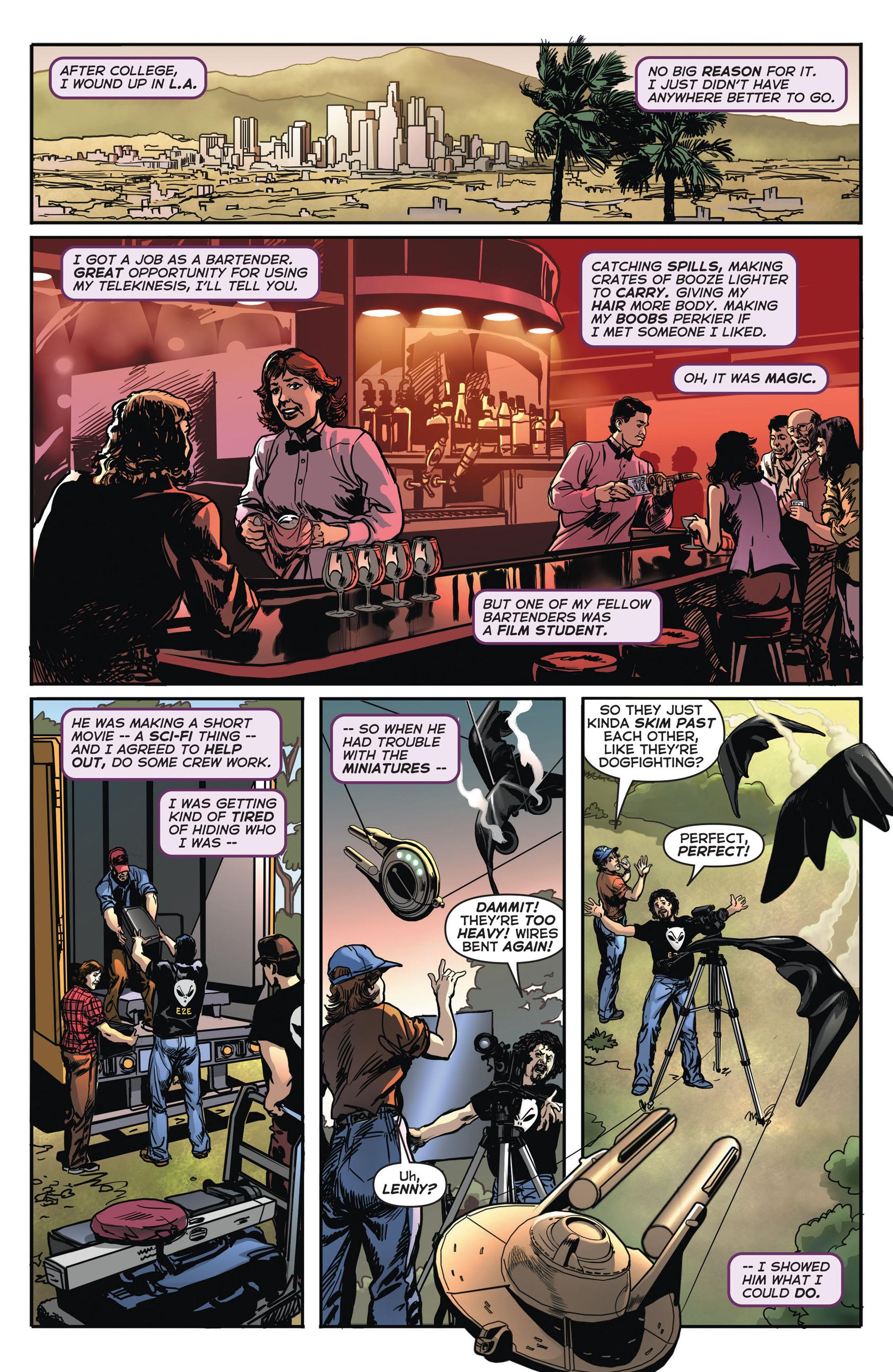 Read online Astro City comic -  Issue #4 - 13