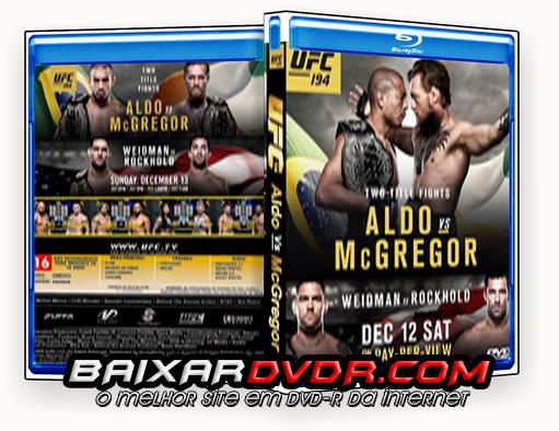 UFC 194: ALDO VS MCGREGOR (2015) HDTV 1080p
