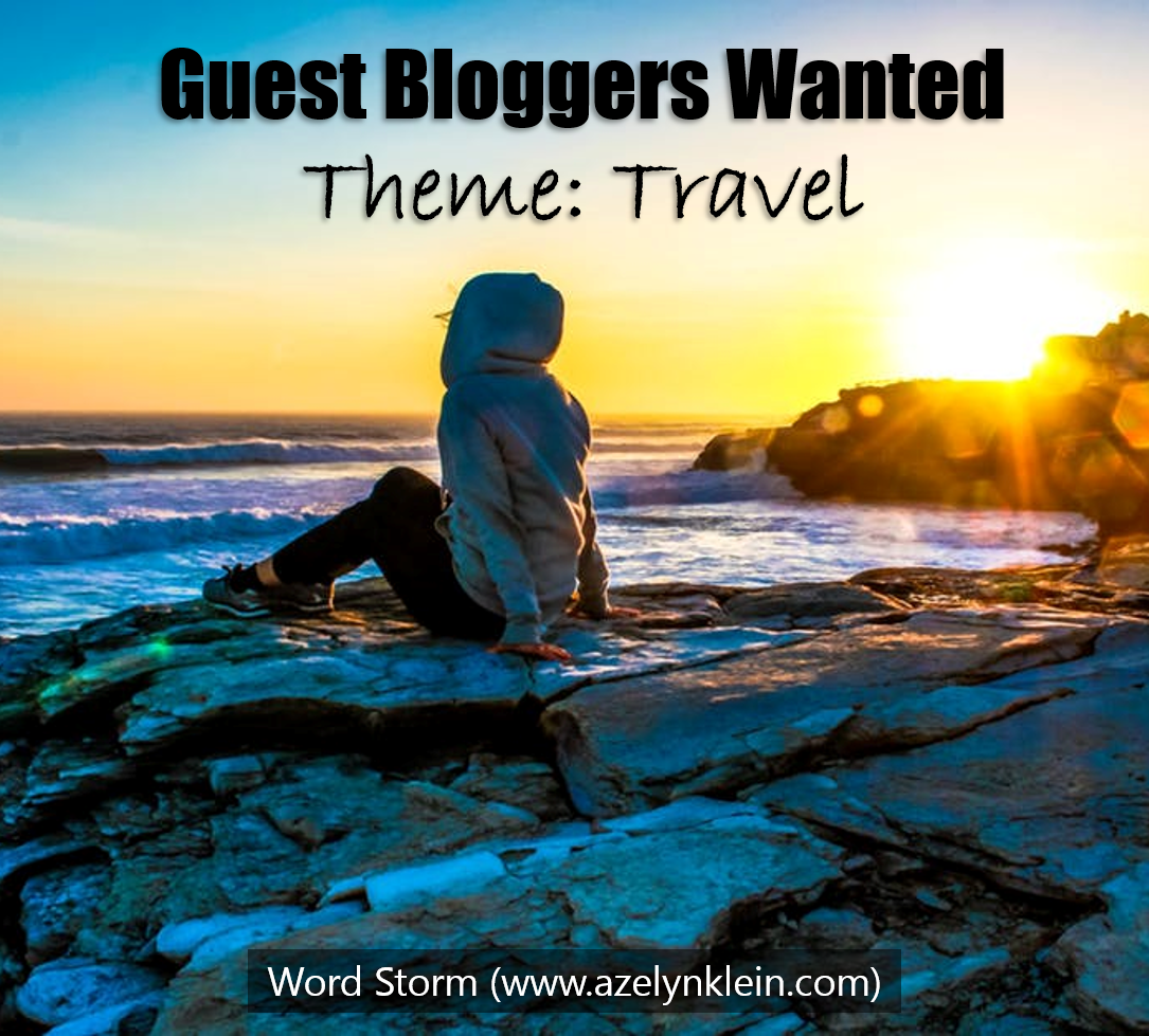 Word Storm: Guest Bloggers Wanted