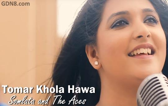 Tomar Khola Hawa - Rabindra Sangeet - Somlata