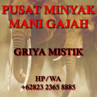 Cara Menggunakan Minyak Mani Gajah