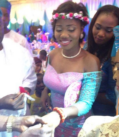 Gbolahan salami wedding