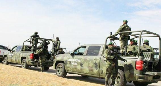 """""""Se van, nos dejan solos"""" ACUSA Fuerza Tamaulipas 2 mil militares que combatían a narcos y salían al topon"""