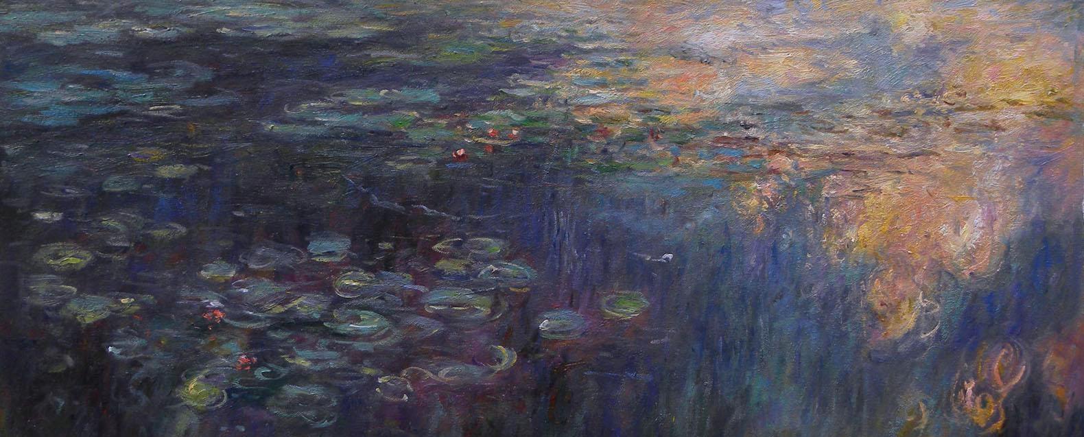 Claude Monet | Nymphéas / Water Lilies / Le ninfee | Painting series |  Tutt'Art@ | Pittura • Scultura • Poesia • Musica