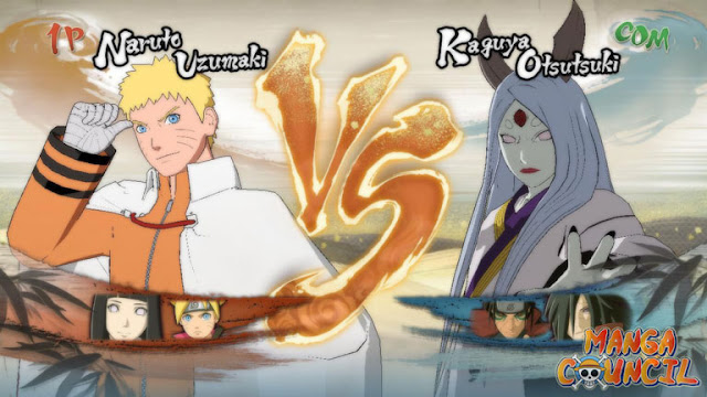 Naruto SUN Storm 4 Save Game Update a