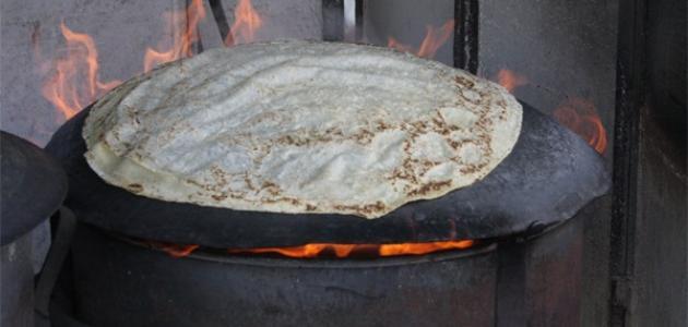 Saj Bread