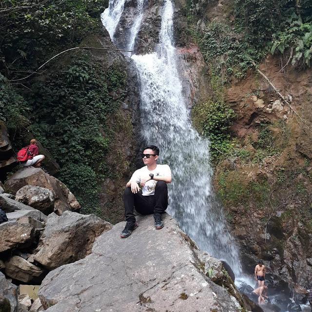 Wisata Curug Ciherang Bogor Travelbos Id