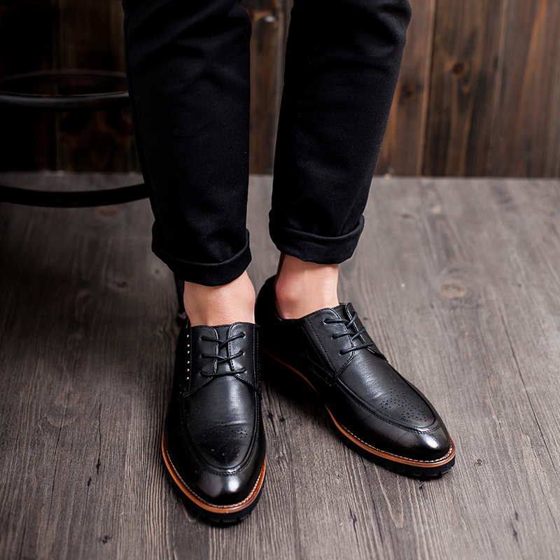 Pria Harus Miliki 3 Jenis Sepatu Ini