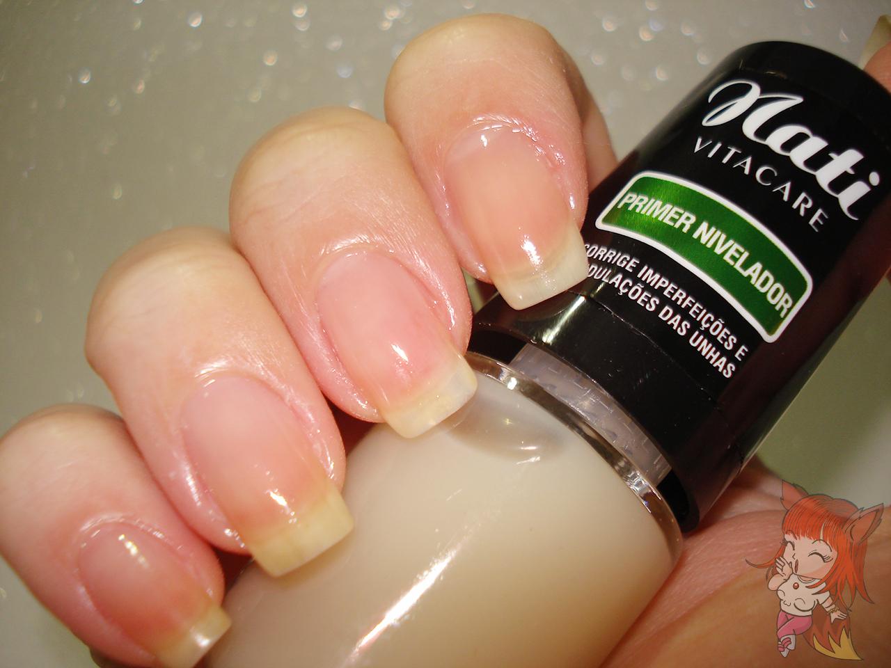 Linha Vitacare de cuidados com as unhas Nati :: Resenha