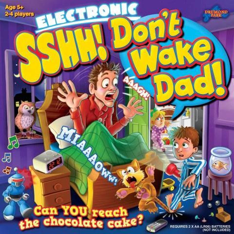 Sshh Don't Wake Dad Drumond Park
