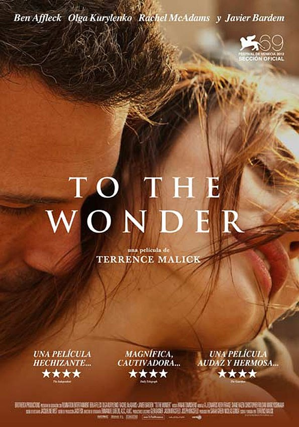 Ver To the Wonder (Deberás amar) (2013) Online