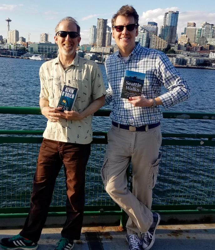Literary News From All Corners Of The World: Shoreline Area News: The Dark Corners Of The City