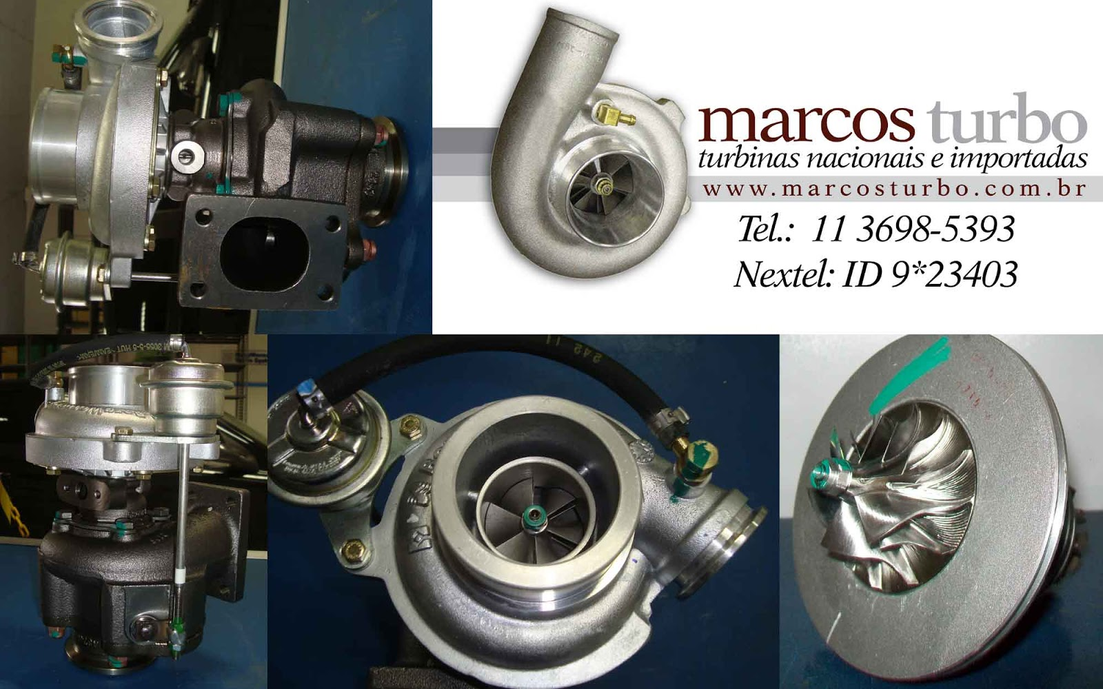 Marcos Turbo Turbinas Turbos Www Marcosturbo Com Br Turbina Ford