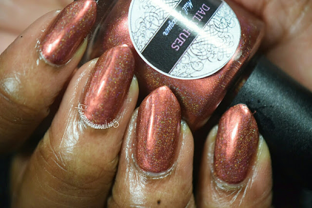 Daily Hues Nail Lacquer LE #15 September/October Bi-Monthly Box Duo