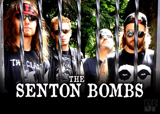 THE SENTON BOMBS - Mass Vendetta (2016) inside