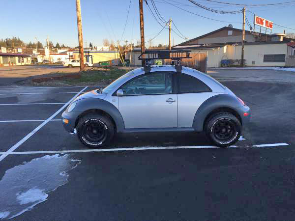 Used 2001 VW New Beetle Baja For Sale by Owner