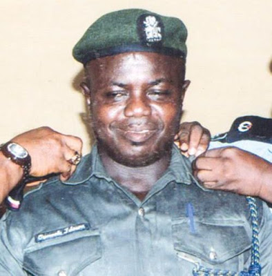 Ondo state governor's Chief Security Officer killed...