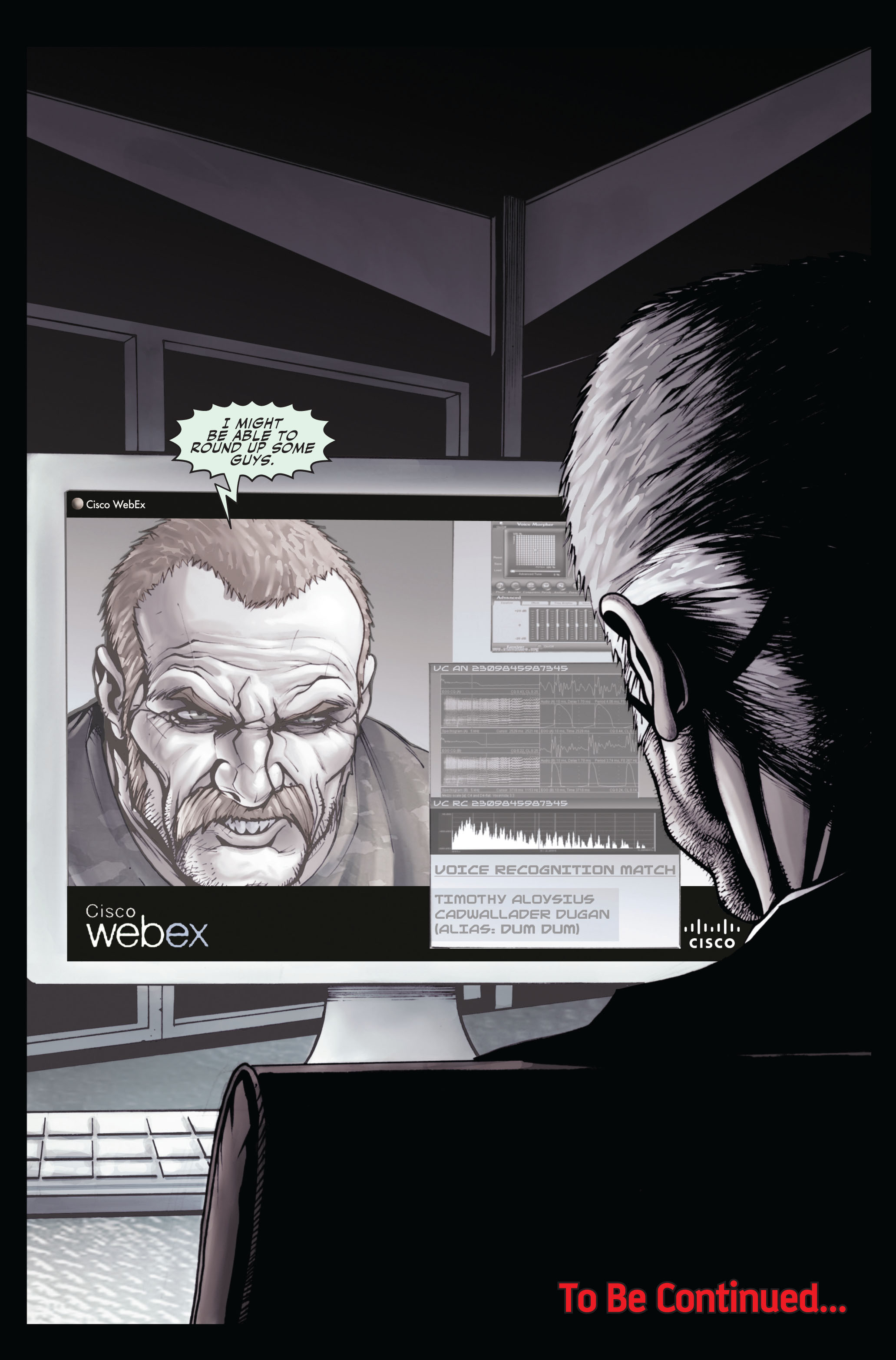 Read online Secret Warriors comic -  Issue #3 - 25