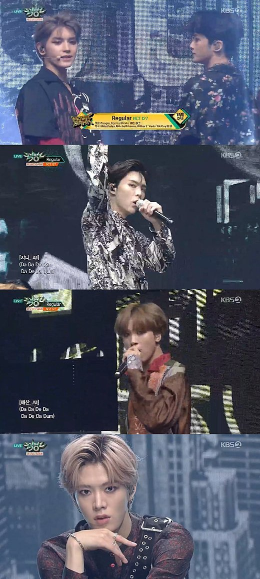 NB) nct 127 finally win at music bank + knetz react     | allkpop Forums