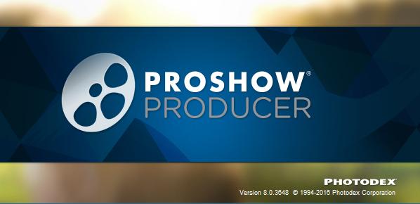 Photodex ProShow Producer v8.0.3648 Español | Presentaciones fotográficas profesionales