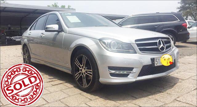 Mercedes C200 Edition 2013