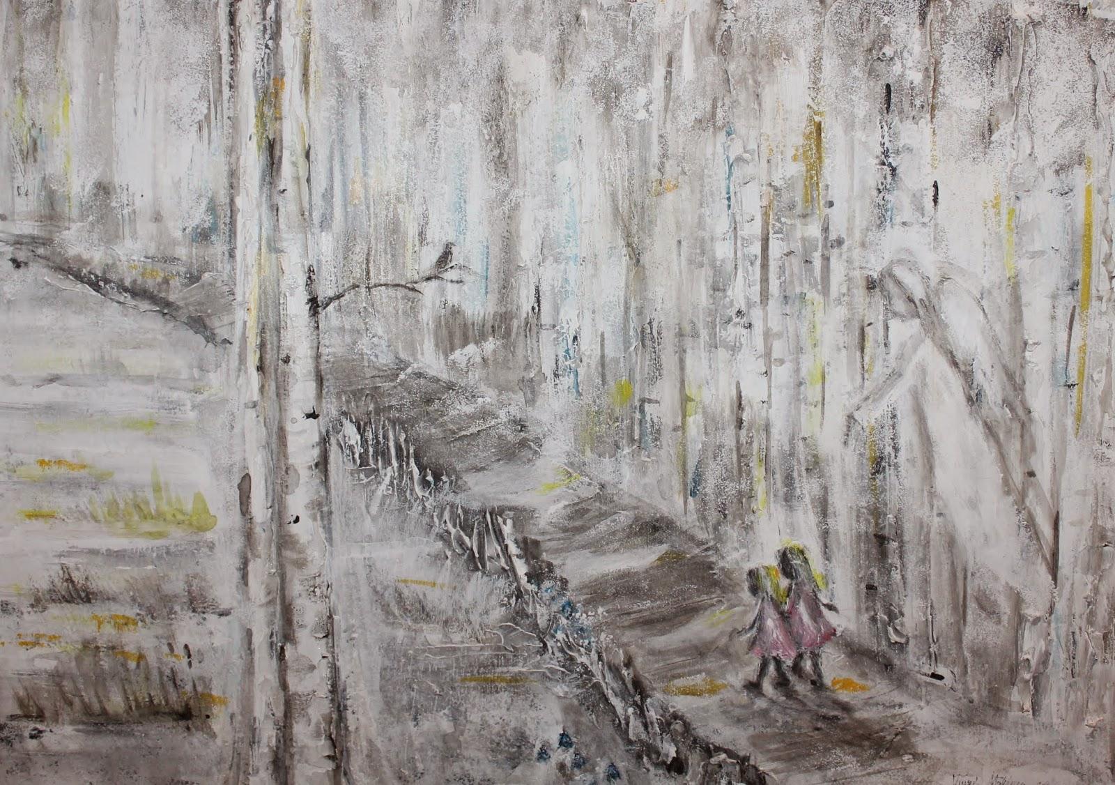 Lapsen Tie On Aamun Tie