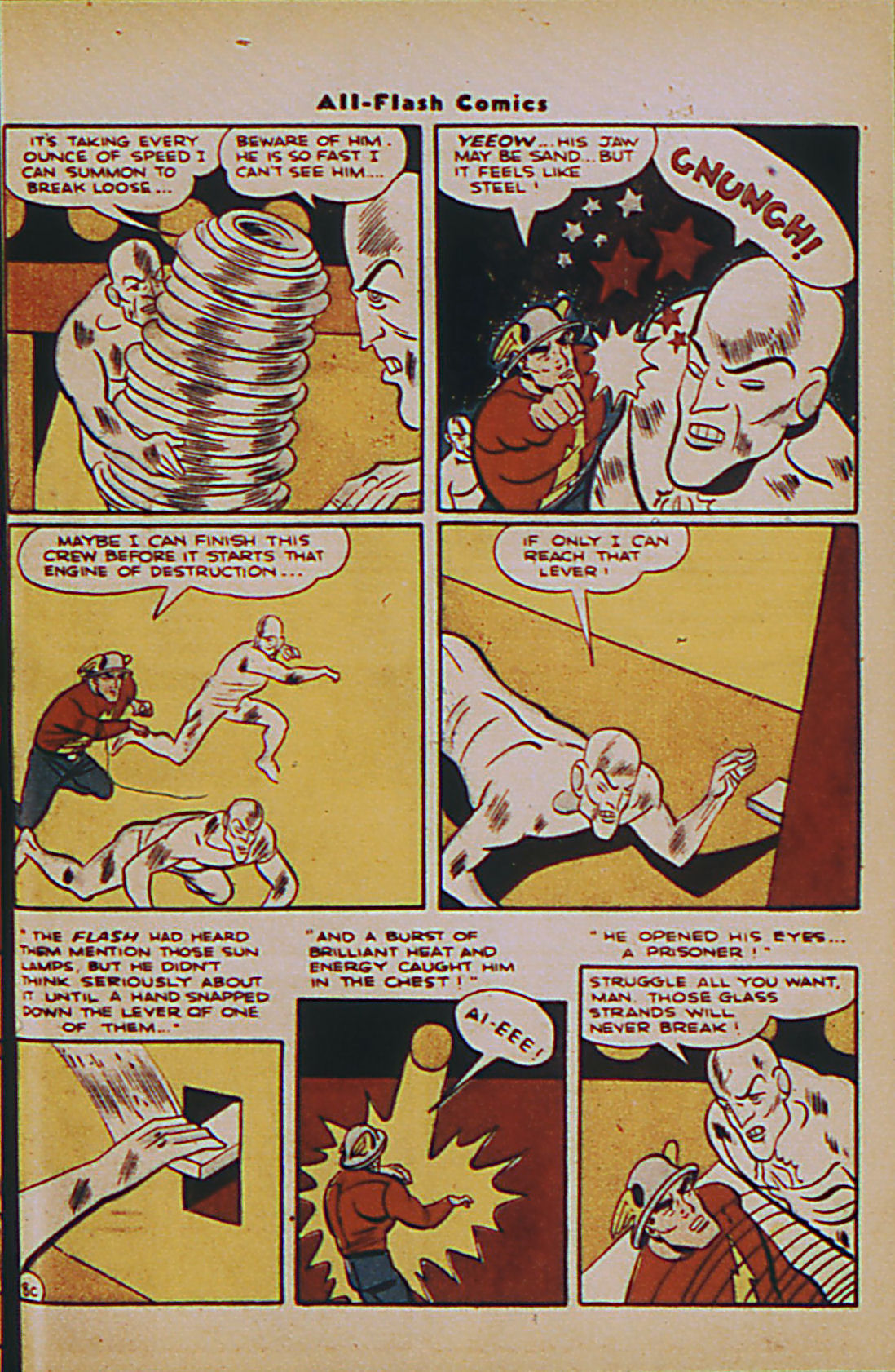 Read online All-Flash comic -  Issue #22 - 46