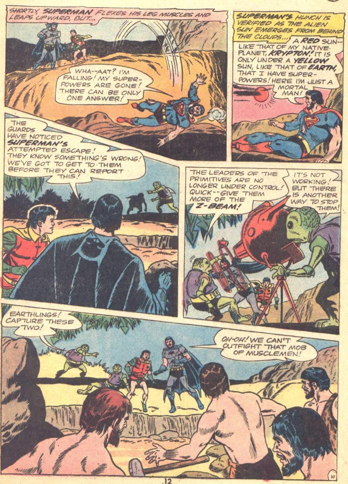 Read online World's Finest Comics comic -  Issue #206 - 12