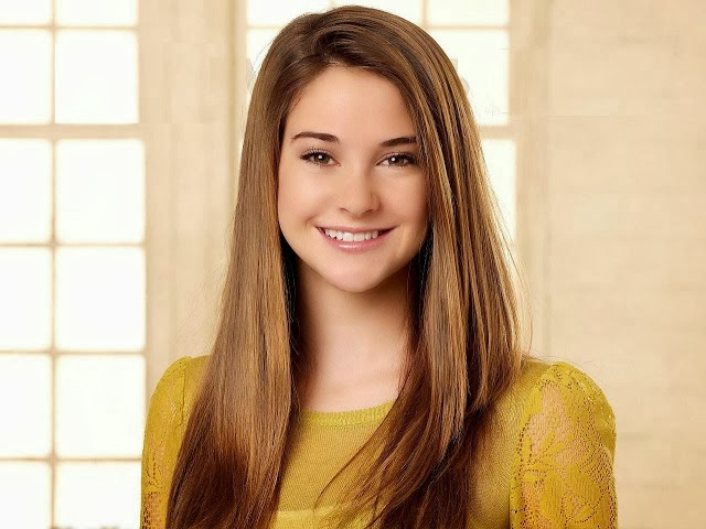 Sexy And Hot Actress Shailene Woodley Latest Hd Photos 2014