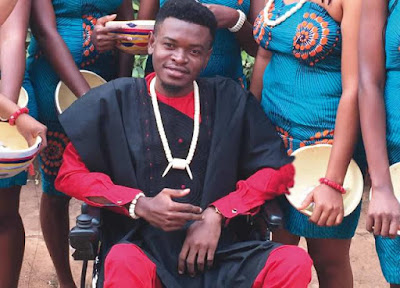 How I built a multimillion naira business in a wheelchair – Lagosian