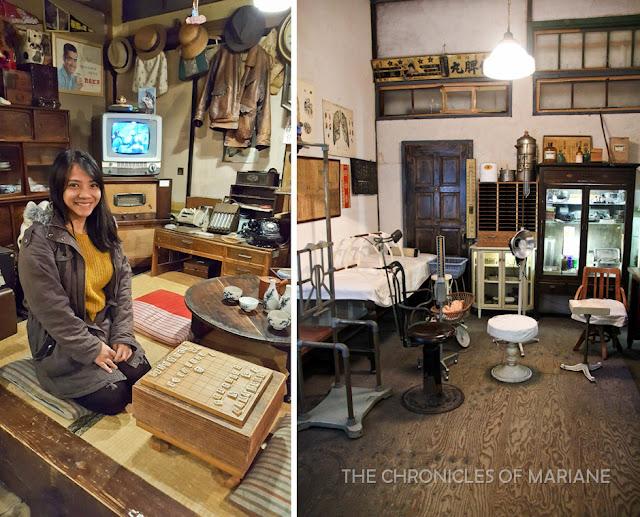 japan nostalgic museum
