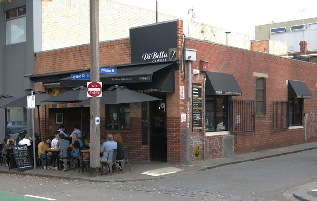 Di Bella Coffee Roasting Warehouse, North Melbourne