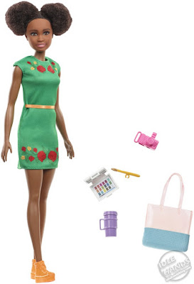Toy Fair 2019 Mattel Barbie Doll & Accessories Nikki 11