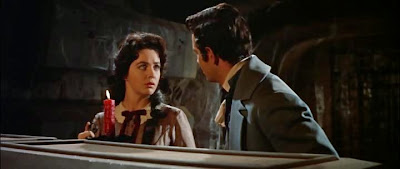 Myrna Fahey, Mark Damon - House of Usher (1960)